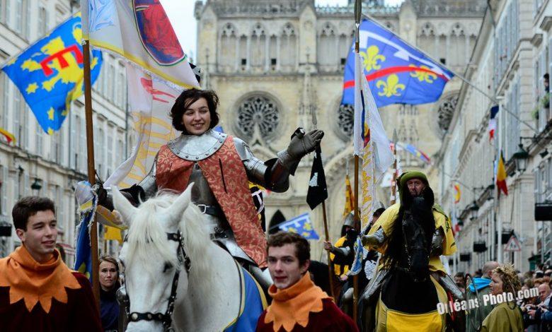 Voici le programme des Fêtes de Jeanne d'Arc 2016 1