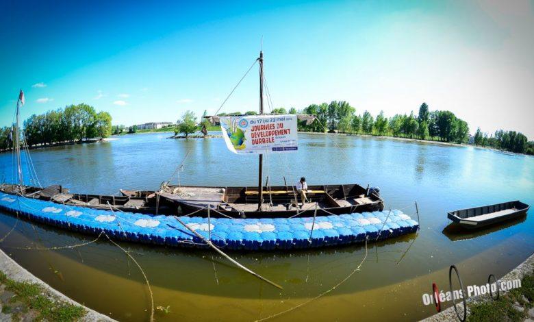 Notre photo du jour : annonce originale pour les journées du développement durable du 17 au 23 mai 1