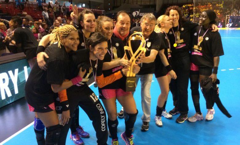 [Handball : Finale de la Coupe de France, LFH] : Fleury Loiret Handball 20-18 Issy Paris Hand 1